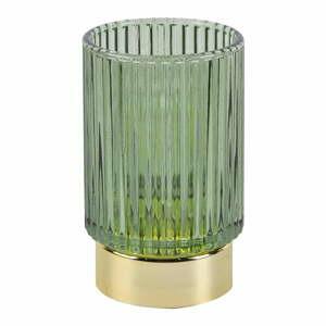 zelena-led-sklenena-svetelna-dekorace-pt-living-ribbed