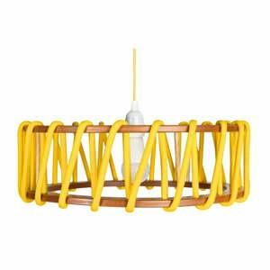 zlute-stropni-svitidlo-emko-macaron-o-45-cm