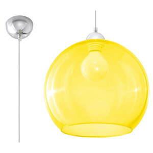 zlute-stropni-svitidlo-nice-lamps-bilbao
